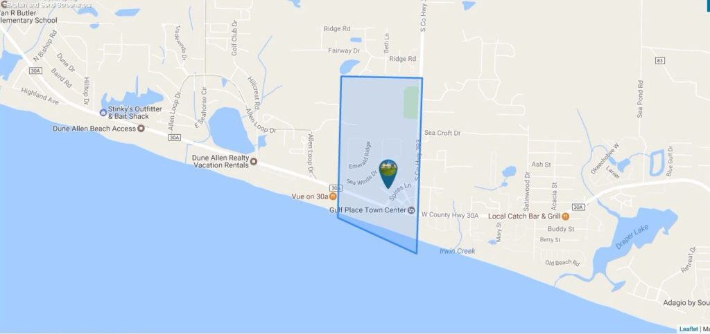 Gulf Place Homes For Sale